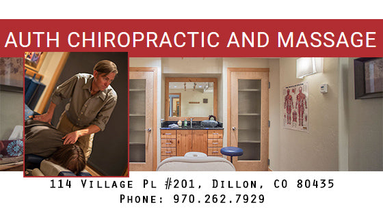 Auth Chiropractic and Vitality Center -  Dillon, CO