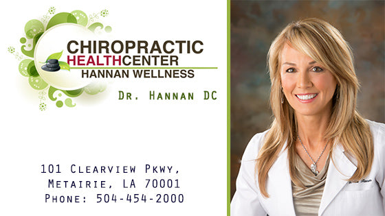 Chiropractic Health Center And Hannan Wellness - Metairie, LA