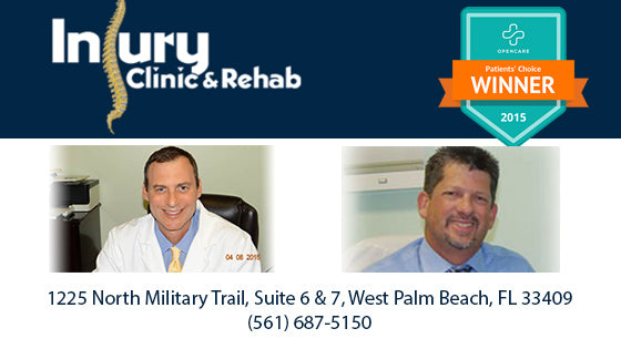 Injury Clinic & Rehab Center - West Palm Beach, FL