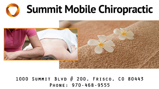 Summit Mobile Chiropractic - Frisco, CO