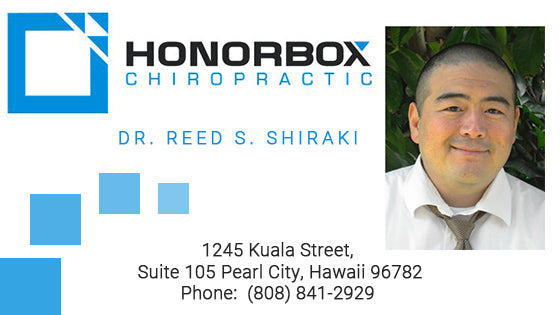 Honor Box Chiropractic - Pearl City, HI