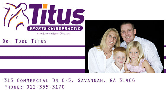 Titus Chiropractic & Sports Therapy - Savannah, GA