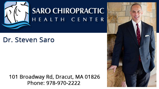 Saro Chiropractic Health Center - Dracut, MA