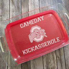 Gameday Pyrex Father's Day gift