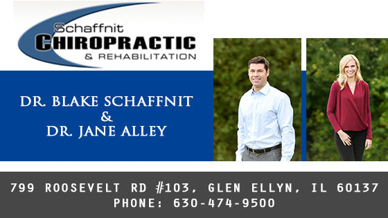 Schaffnit Chiropractic and Rehabilitation - Glen Ellyn, IL