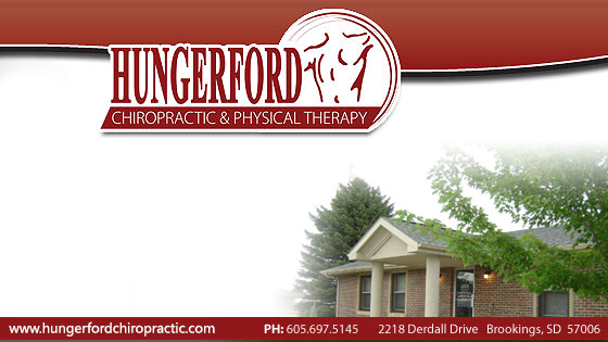 Hungerford Chiropractic: Chad J. Hungerford, DC - Brookings, SD