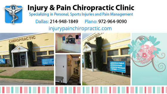 Injury and Pain Chiropractic Clinic - Dallas, TX