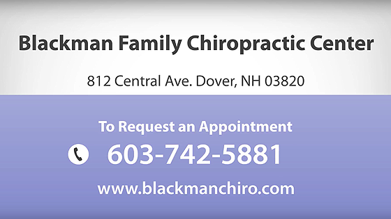 Blackman Family Chiropractic - Dover, NH