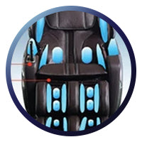Osaki OS-4000LS Massage Chair Air Bags