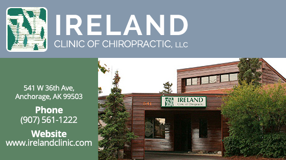 Ireland Clinic of Chiropractic LLC - Anchorage, AK