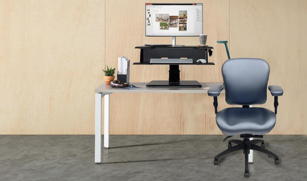 ECLIPSE DELUXE MID-BACK MANAGEMENT OFFICE CHAIR