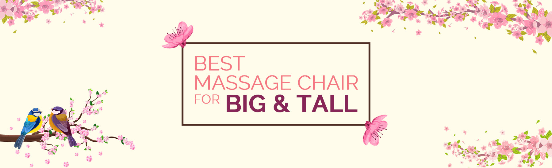 Best Massage Chairs for Big and Tall 2021