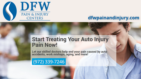 DFW Pain & Injury Centers - Dallas, TX