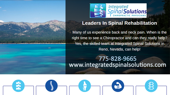 Integrated Spinal Solutions - Reno, NV