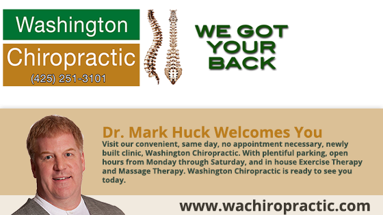 Washington Chiropractic – Tukwila, WA