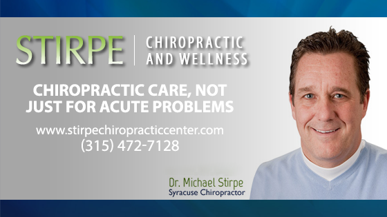 Stirpe Chiropractic and Wellness Center - Syracuse, NY