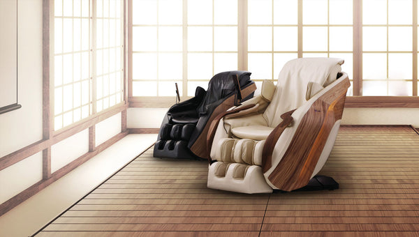 D.Core Cirrus Massage Chairs