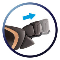 Osaki OS-Pro Admiral Massage Chair - Auto Leg Extend