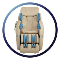 Positive Posture Brio Massage Chair - Full Body Air Massage