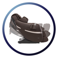 Positive Posture Brio Sport Massage Chair Automatic Recline