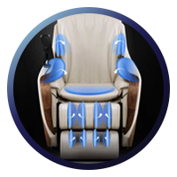 D.Core Cirrus Massage Chair - Air Massage