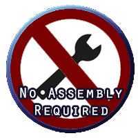 No Assembly rEquired - uKnead Legato