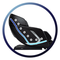Osaki Os-Pro 4D Encore Massage Chair SL-Track