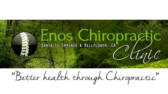 Enos Chiropractic Clinic - Santa Fe Springs and Bellflower CA