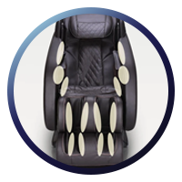 Ergotec Saturn Massage Chair Air Massage