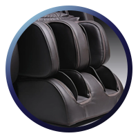 Ergotec Saturn Massage Chair Massage