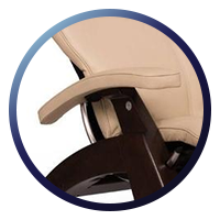 Human Touch Perfect Chair PC-600 - Extended Arm Rests
