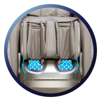 Osaki OS-Pro Yamato Massage Chair - Air Bag Massage