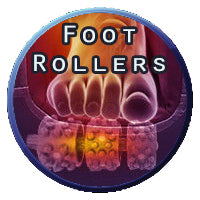 Foot Rollers - uKnead Legato