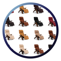 Fully Customizable Chair - Human Touch Perfect Chair PC-4200