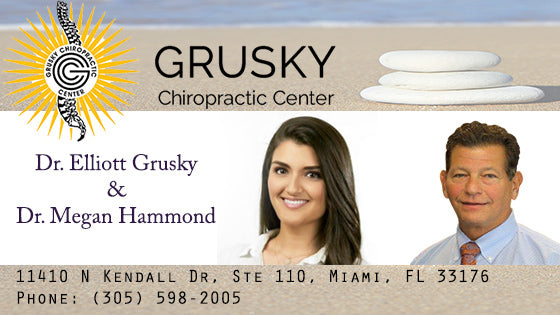 Grusky Chiropractic Center PA - Miami, FL