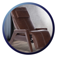 HT Gravis ZG Chair - Compact/Modern Design For any Room