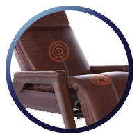 HT Gravis ZG Chair - Targeted Massage and muscle benefits