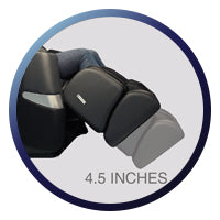 Osaki OS-Pro Honor Massage Chair - Extendable Leg