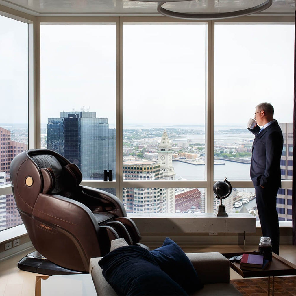 Presidential Massage Chair Theater View