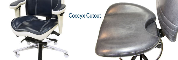 Lifeform - Coccyx Seat Cutout