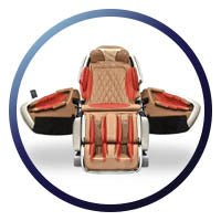Dreamwave M.8 Massage Chair - Full Body Zoned Heat