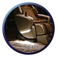 Dreamwave M.8 Massage Chair M-Sense Light Pool