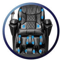 Panasonic MAJ7 Massage Chair - Full Body Air Massage