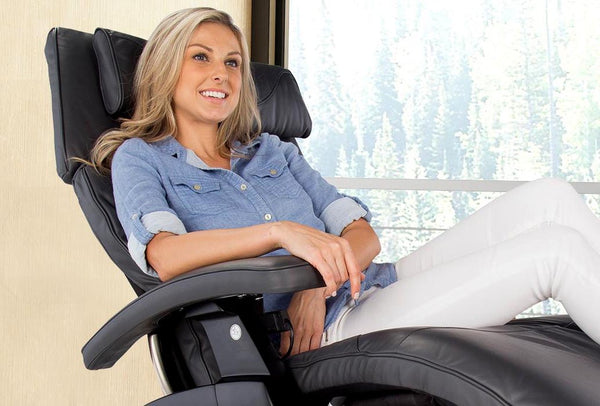 Human Touch Perfect Chair PC-LIVE - Free Upgrade for all PC-610 premium leather purchases