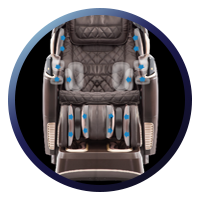 Next Generation Air Compression Massage Chair