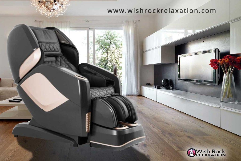Osaki Pro Maestro - form and function 4D L-Track Chair