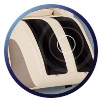 Human Touch Sana Massage Chair - Foot and Calf Massage