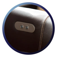 Positive Posture Sora Zero Gravity Recliner - High-Quality Coverings and Materials