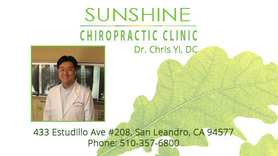 Sunshine Chiropractic Clinic (Chiropractor San Leandro) - San Leandro, CA
