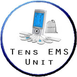 TENS EMS Unit - Free Gift from Wish Rock Relaxation with purchase of a massage chair